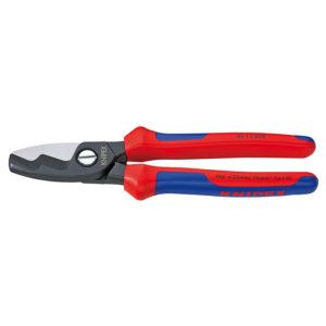 Ножницы для резки кабелей с двойными режущими кромками